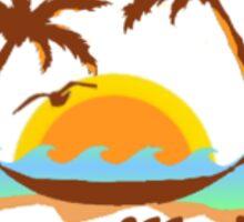 Wrightsville Beach. Sticker