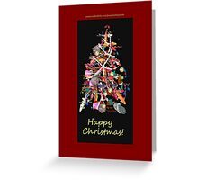 *KOI CHRISTMAS* Greeting Card