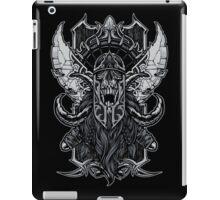 Viking Death iPad Case/Skin