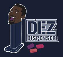 Dez Dispenser by wehavesports