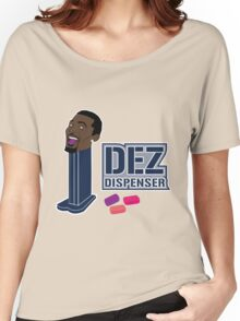 Dez Dispenser Women's Relaxed Fit T-Shirt