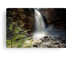 Miners Falls - Pictured Rocks - Michigan Canvas Print