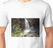 Miners Falls - Pictured Rocks - Michigan Unisex T-Shirt