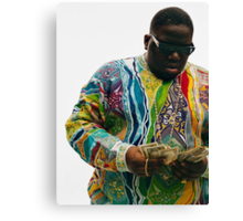 The Notorious B.I.G  Canvas Print