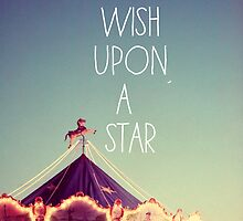 Wish Upon A Star by ALICIABOCK