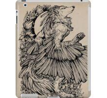 The Winged Fox iPad Case/Skin