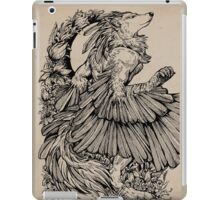 The Winged Fox iPad Case/Skin