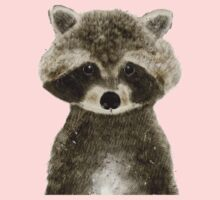 little raccoon Kids Clothes