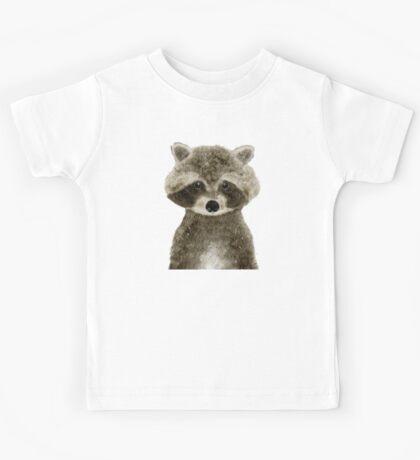 little raccoon Kids Tee