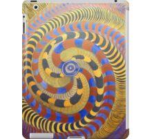 Spiraling Vision Within iPad Case/Skin