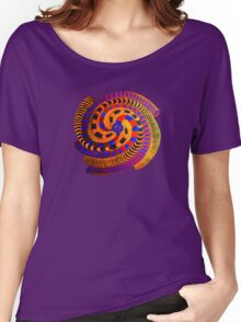 Spiraling Vision Within Women's Relaxed Fit T-Shirt