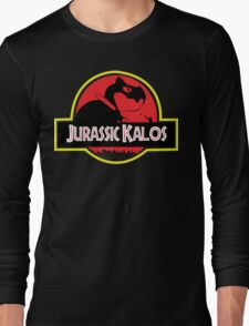 Jurassic Kalos Long Sleeve T-Shirt