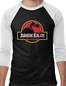 Jurassic Kalos Men's Baseball ¾ T-Shirt