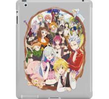 Nanatsu no taizai iPad Case/Skin