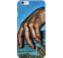 Embracing a Boring Building iPhone Case/Skin