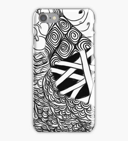 We Sailed the Seas Together iPhone Case/Skin