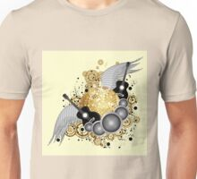 Abstract party design 2 Unisex T-Shirt