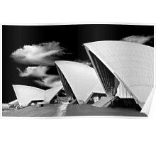 Sydney Opera House, Sydney, Australia Poster