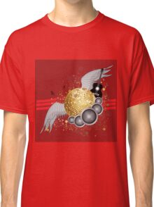 Abstract party design 3 Classic T-Shirt