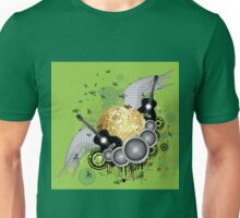 Abstract party design 4 Unisex T-Shirt