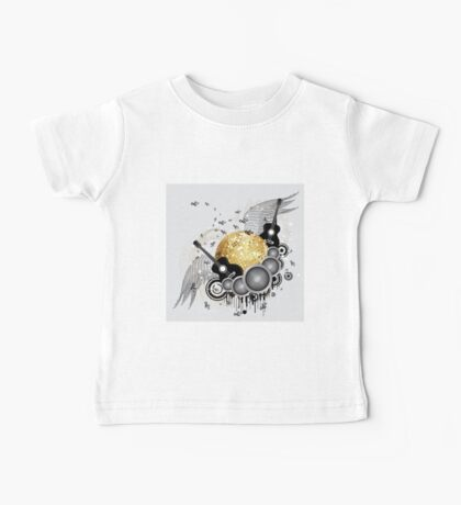 Abstract party design 5 Baby Tee