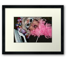 the taming of the shrew Framed Print