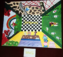 Alice's Weird World! by Lesley  Hill