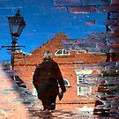 """""""Walking Reflection"""" by Bradley Shawn  Rabon"""