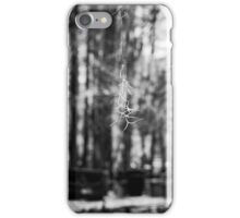 Spanish Moss hanging by a Web iPhone Case/Skin