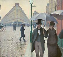Gustave Caillebotte - Paris Street; Rainy Day by Adam Asar