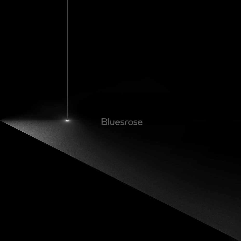 Mysterious light. III by Bluesrose