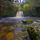 Thomason Foss Waterfall  by antonywilliams