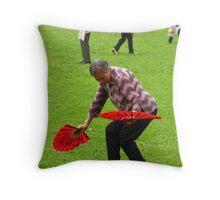 Intangeble Throw Pillow