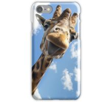 Hello Giraffe! iPhone Case/Skin