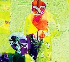 Birdmen by Roy B Wilkins