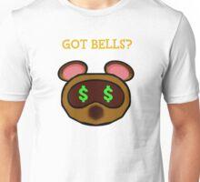 Got Bells Tom Nook? Unisex T-Shirt