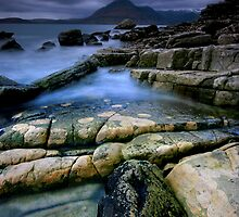 Purple Skye by Angie Latham