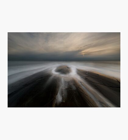 eye of the ocean Photographic Print