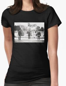 The Wytches Womens Fitted T-Shirt