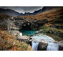 The Fairy Pools : Isle of Skye  Photographic Print