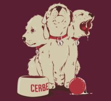 Cerberus! by DrAlce