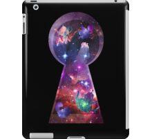 Alice in Wonderspace iPad Case/Skin