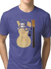 DIY Guitar Hero Tri-blend T-Shirt