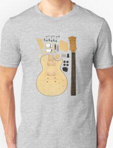 DIY Guitar Hero Unisex T-Shirt