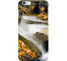 Waterfall Abstract iPhone Case/Skin