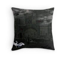 Flee Throw Pillow