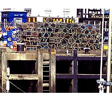Lobster Flats Photographic Print