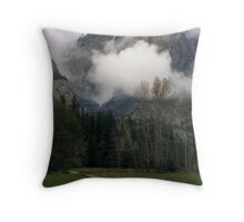 Valley of the Clouds Throw Pillow