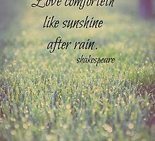 Shakespeare Love by Kimberose
