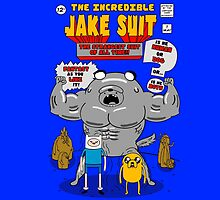 The incredible jake suit by NinoMelon